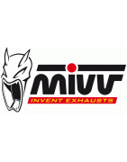 EXHAUST SYSTEMS OF THE ITALIAN BRAND MIVV.