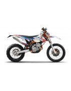 ARROW EXHAUST SYSTEMS FOR KTM EXC-F 350 '17