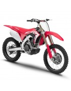 ZARD EXHAUST SYSTEMS FOR HONDA CRF 450R MY 17-18