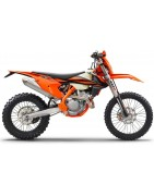 ZARD EXHAUST SYSTEMS FOR KTM 250 EXC.