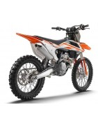 SPARK EXHAUST SYSTEMS FOR KTM SX-F 350 (16/17)