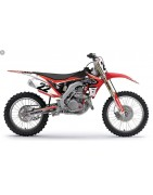 AKRAPOVIC EXHAUST SYSTEMS FOR HONDA CRF 250 R 11-13
