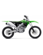 ZARD EXHAUST SYSTEMS FOR KAWASAKI KX KE 250 F