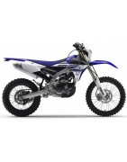 ZARD EXHAUST SYSTEMS FOR YAMAHA WR 250 F 2016
