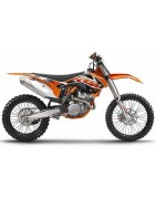 SPARK KTM EXHAUST SYSTEMS SX-F / EXC-F 250 14-16