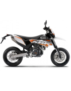 MIVV EXHAUST SYSTEMS FOR KTM 690 ENDURO / SMC 08-13