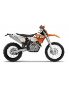 EXHAUST SYSTEMS MIVV FOR KTM EXC 450 F 2011.