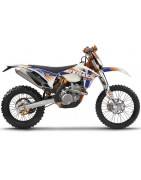 EXHAUST SYSTEMS MIVV FOR KTM EXC 450 F 2012.