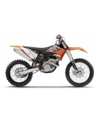 EXHAUST SYSTEMS MIVV FOR KTM SX-F 250 2010.