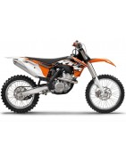 EXHAUST SYSTEMS BRAND MIVV FOR KTM SX-F 350 2011-12