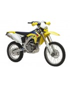 EXHAUST SYSTEMS AKRAPOVIC SUZUKI RM-Z 250 / Enduro 2010-14.