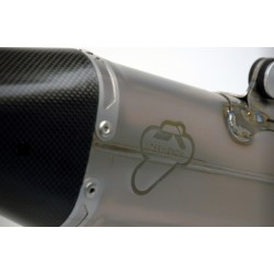 DOUBLE EXHAUST STAINLESS...