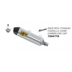 SILENCER RACE-TECH TITANIUM...
