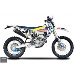 SILENCER OFF ROAD SPARK FE...